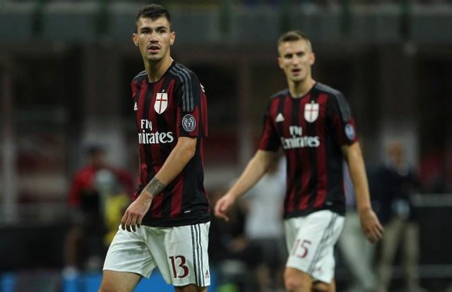 Romagnoli Man of the Match again. | Marco Luzzani/Getty Images
