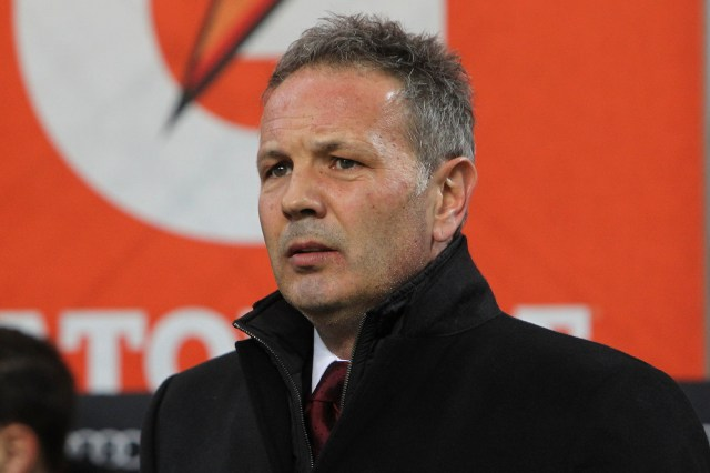 Mihajlovic frustrated his side couldn't win. | Marco Luzzani/Getty Images