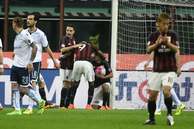 Bacca scores his first in five. | Olivier Morin/AFP/Getty Images