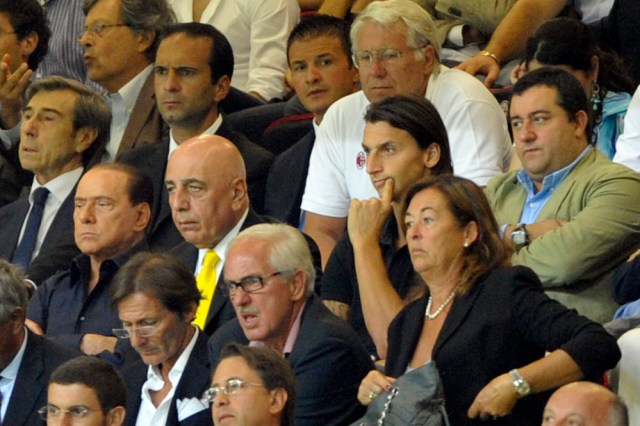 Could these four be re-united again? | Giuseppe Cacace/AFP/Getty Images