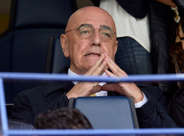 Galliani to continue as Milan protagonist? | Alberto Lingria/AFP/Getty Images