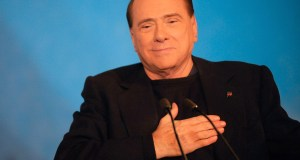 Berlusconi beginning to learn Chinese | Giorgio Cosulich/Getty Images