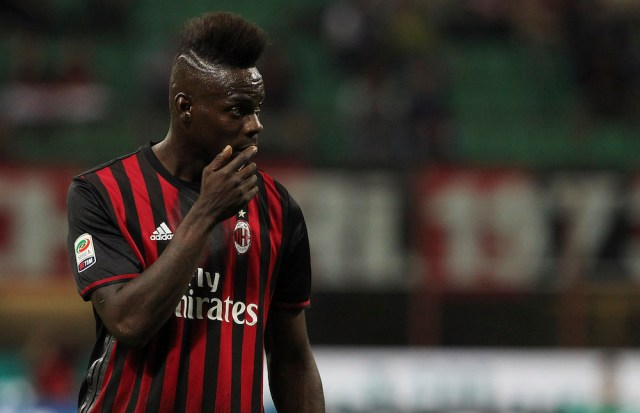 Balotelli future uncertain again | Marco Luzzani/Getty Images