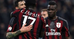 Zapata wants Milan stay | Marco Luzzani/Getty Images