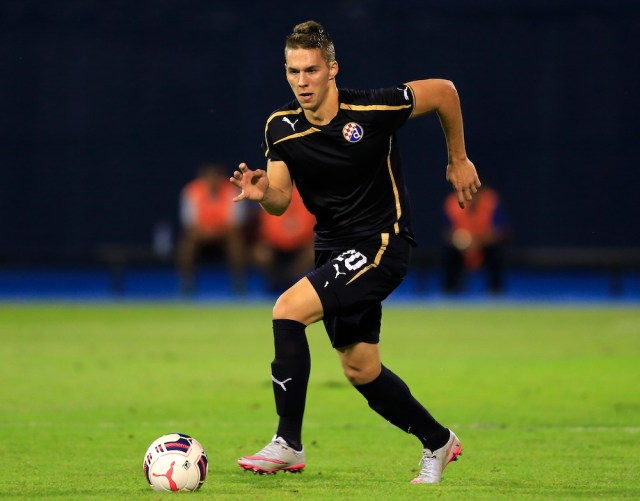 Marko Pjaca would signal new intentions for Milan | Srdjan Stevanovic/Getty Images