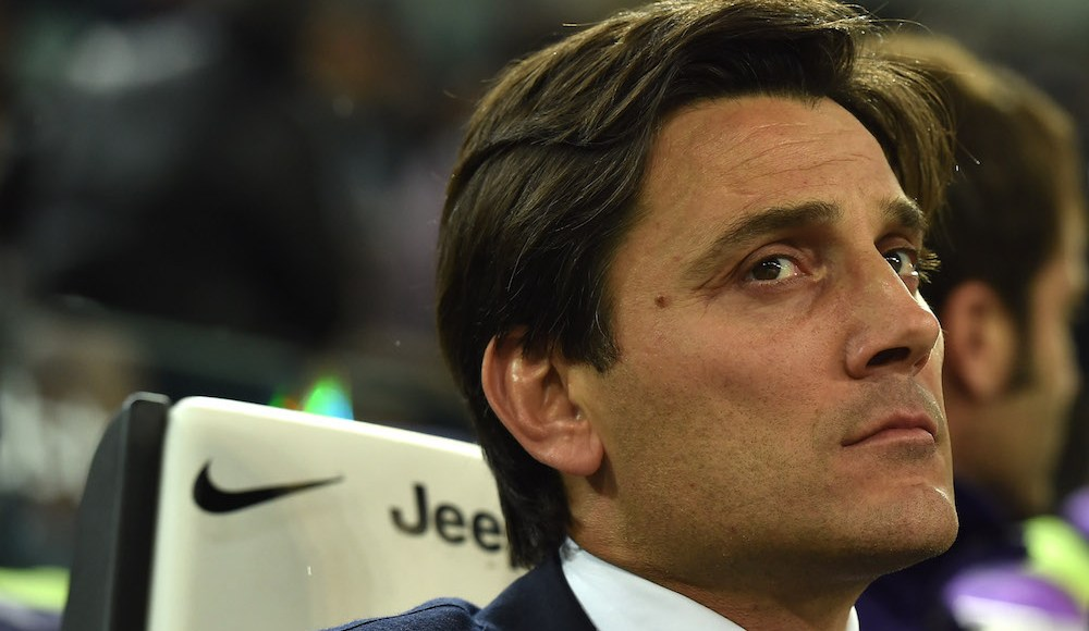 Vincenzo Montella: the right fit for Milan? | Valerio Pennicino/Getty Images