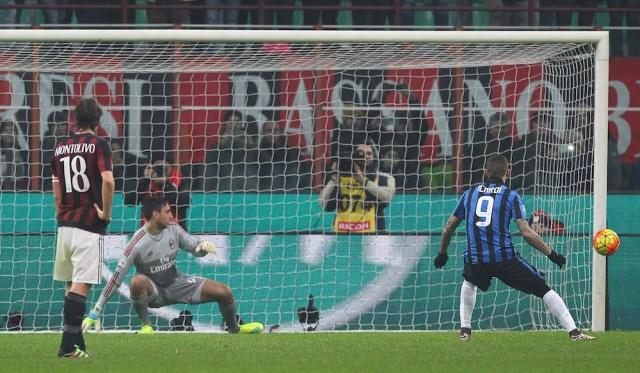 AC Milan v FC Internazionale Milano - Serie A