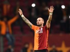 Sneijder set for shock San Siro return?   Bulent Kilic/AFP/Getty Images