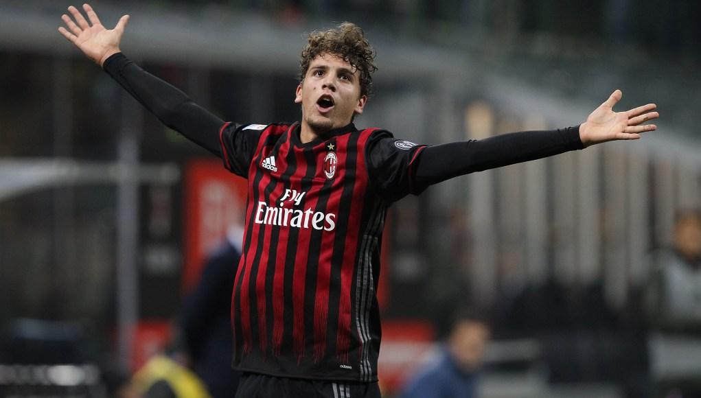 Manuel Locatelli: Milan's rising sensation