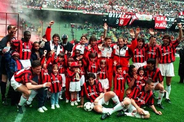AC Milan 1996