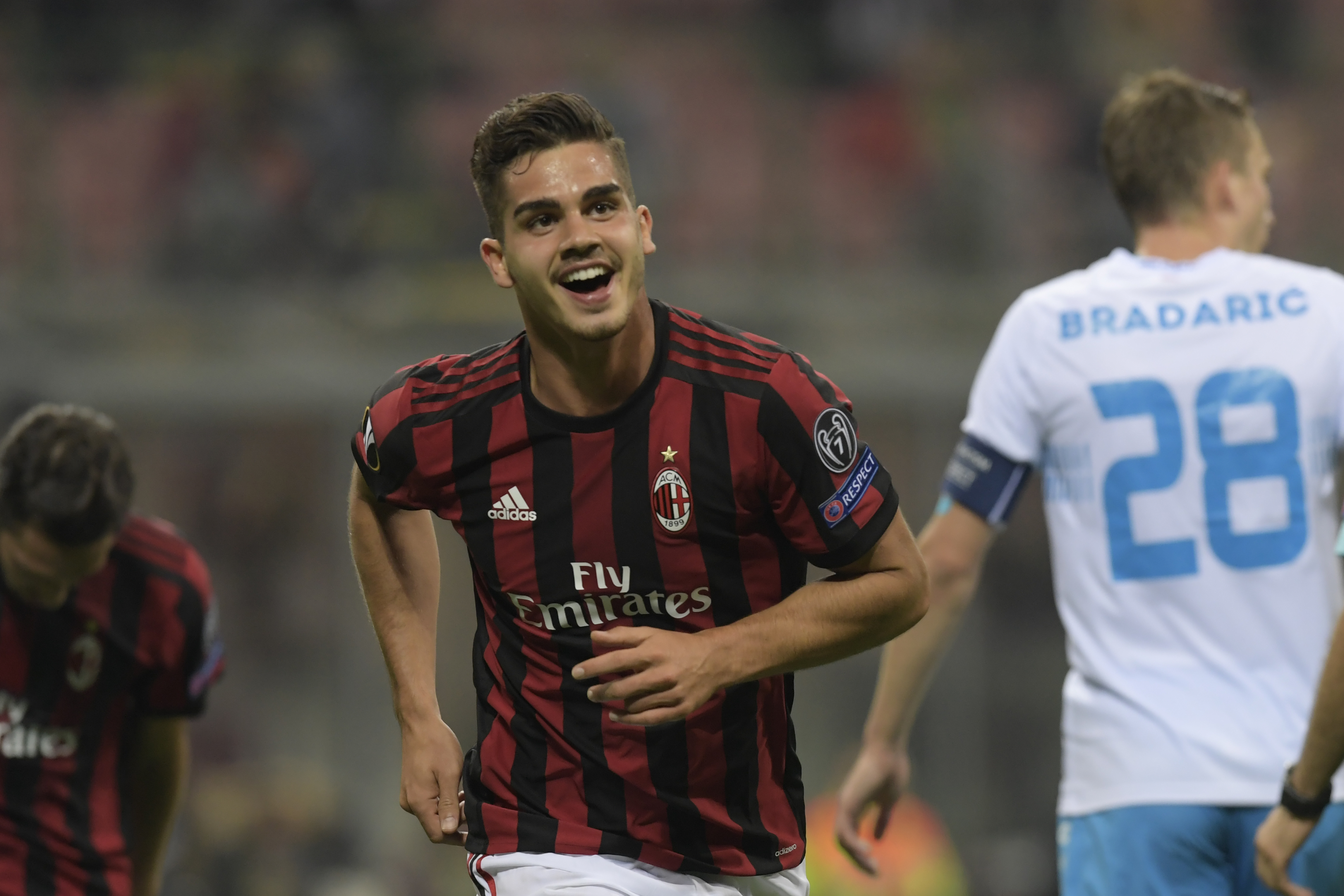 "Andre Silva ""I have more opportunities in Europe"" SempreMilan"