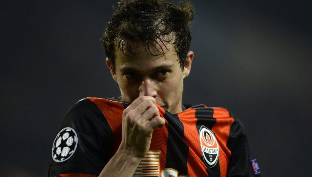 Bernard Shaktar AC Milan