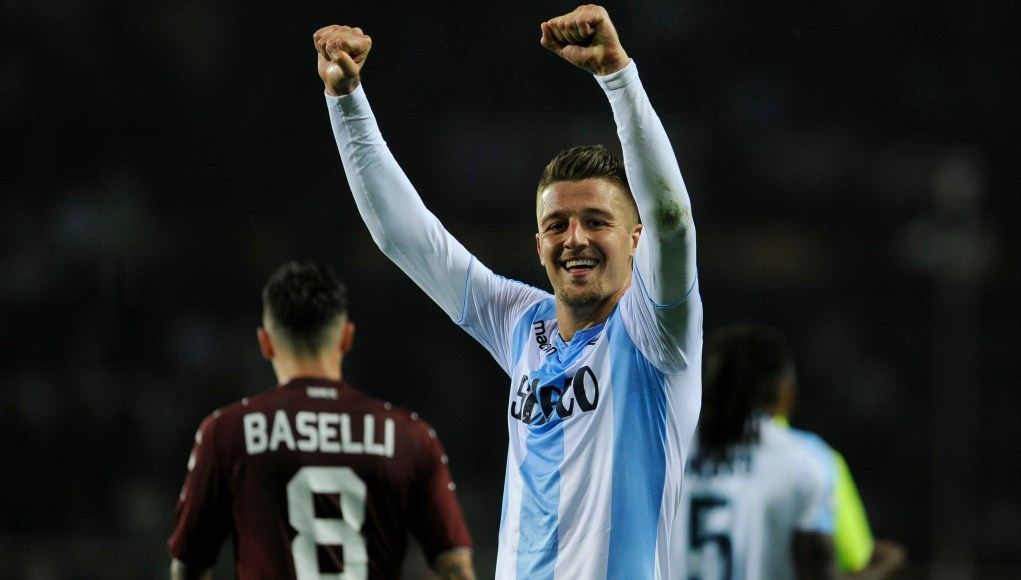 Milinkovic-Savic Lazio AC Milan