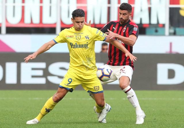 Musacchio Milan