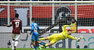 AC Milan Napoli Donnarumma