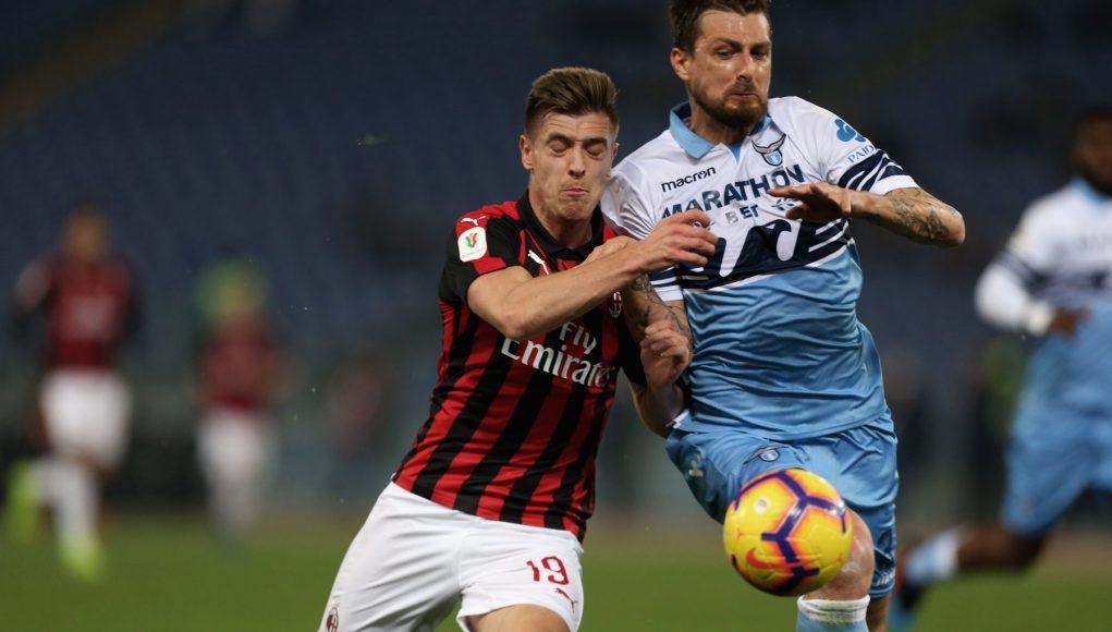 Piatek AC Milan