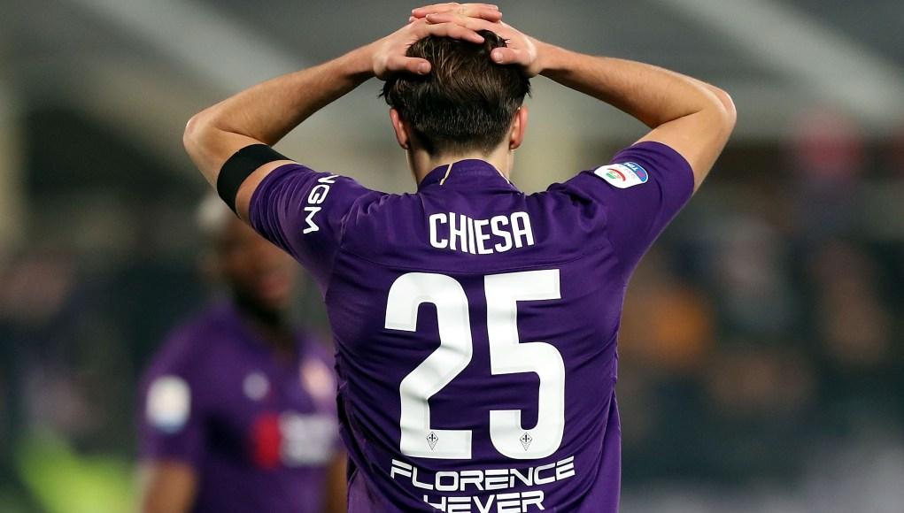 Federico Chiesa AC Milan Fiorentina