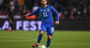 Stefano Sensi Sassuolo AC Milan