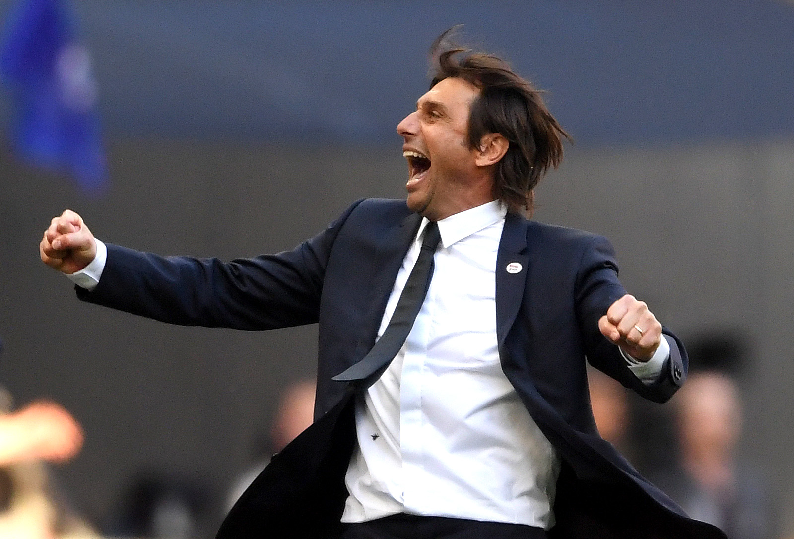 Conte reveals 'likely' Serie A return