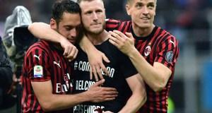 Ignazio Abate AC Milan