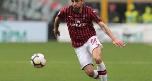 Ricardo Rodriguez AC Milan