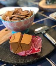 Norwegian cheese for Edvard Grieg