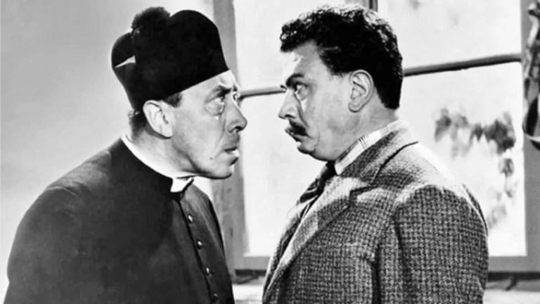 Don Camillo e Peppone: scontro fra eterni rivali