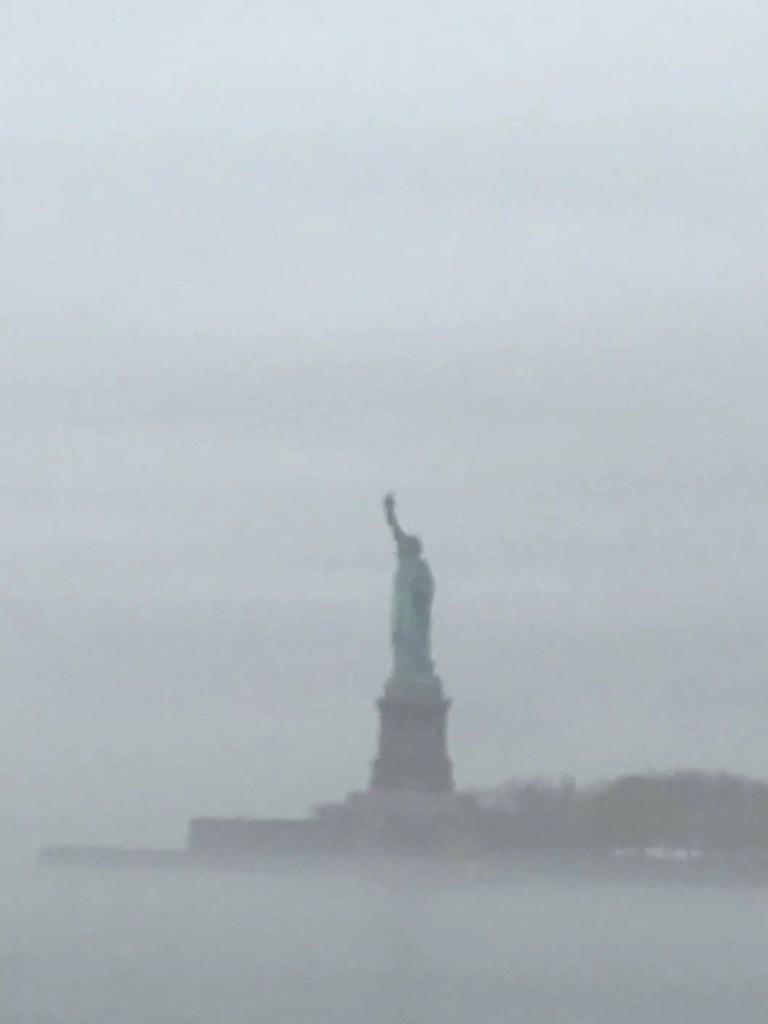 Statua della Libertà di New York Storia
