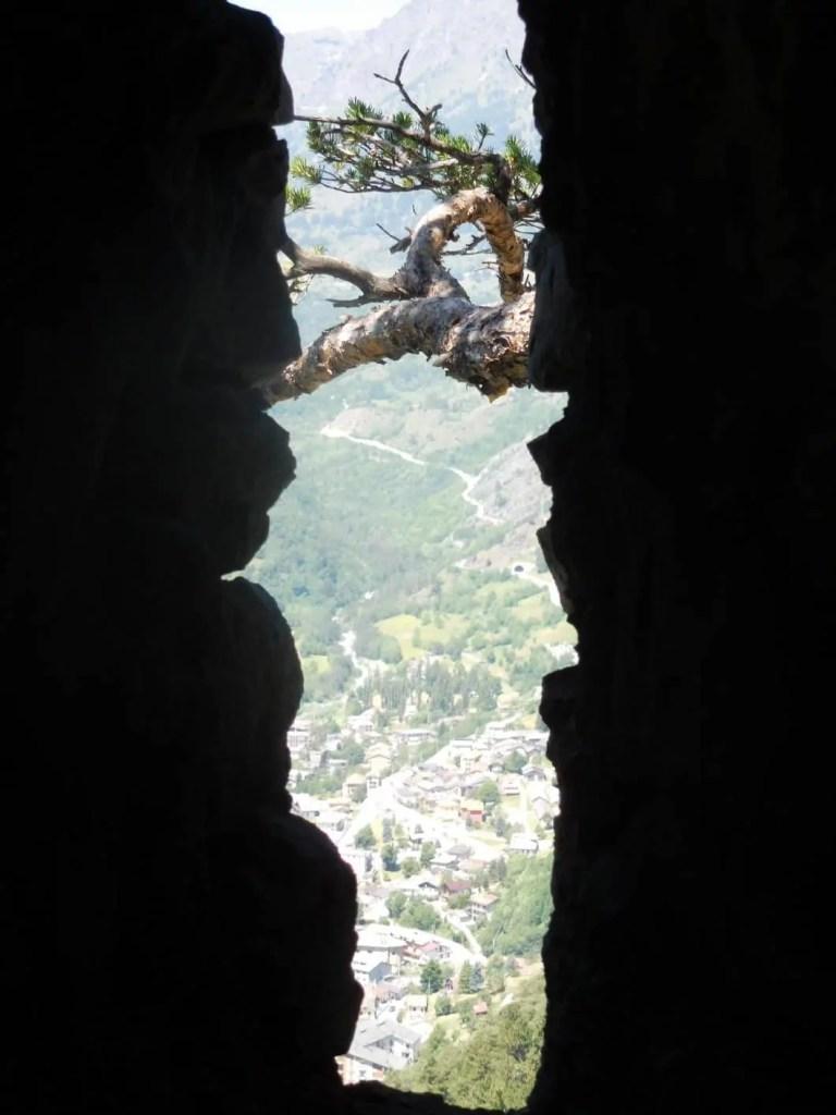 Forte di Fenestrelle altezza