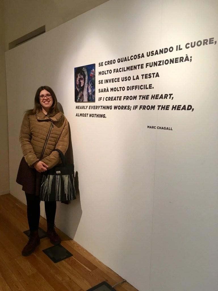 Mostra di Chagall ad Asti