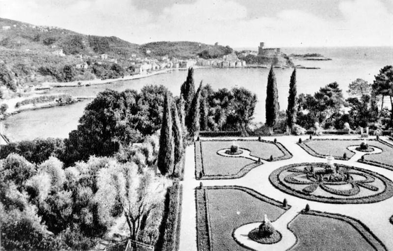lerici foto antica panorama