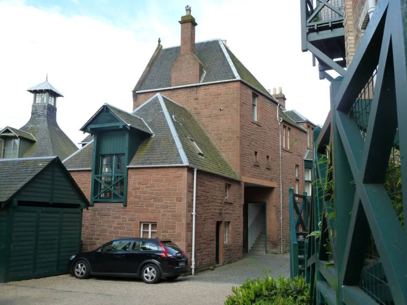 craigwell cottage a Edimburgo