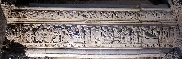 I sette peccati capitali a rosslyn chapel