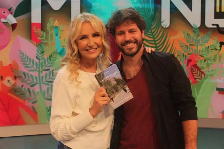 Claudio Piani e Licia Colò