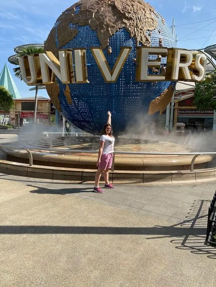 Gli Universal Studios di Singapore
