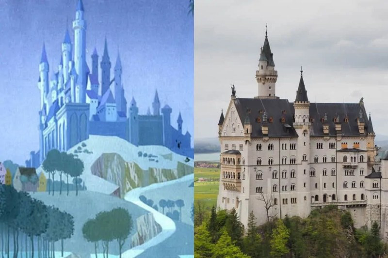 Le Location Disney La bella addormentata nel bosco