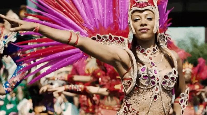 Nottingh Hill e il Carnevale con le Maschere