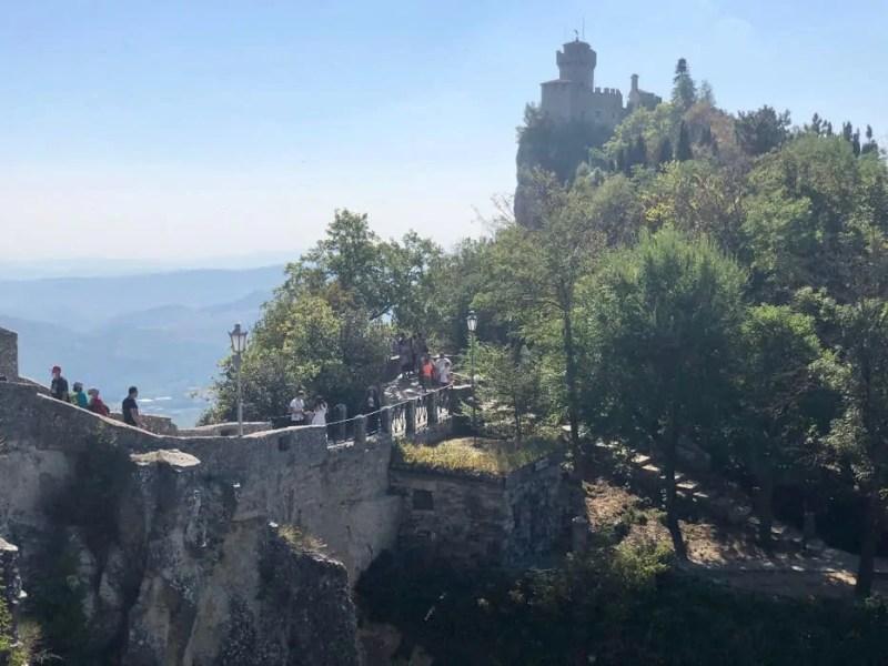 Mura difensiva di San Marino