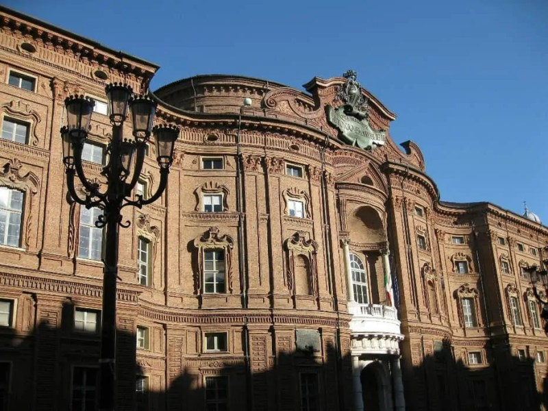 Torino Piazza Carignano