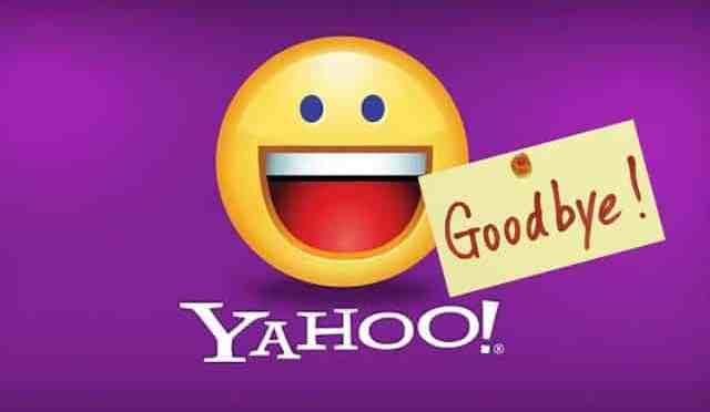 Adeus! Yahoo se chamará Altaba após venda para Verizon
