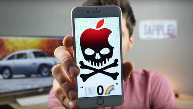 Bug iOS iPhones iPads