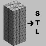 STL para impressões em 3D
