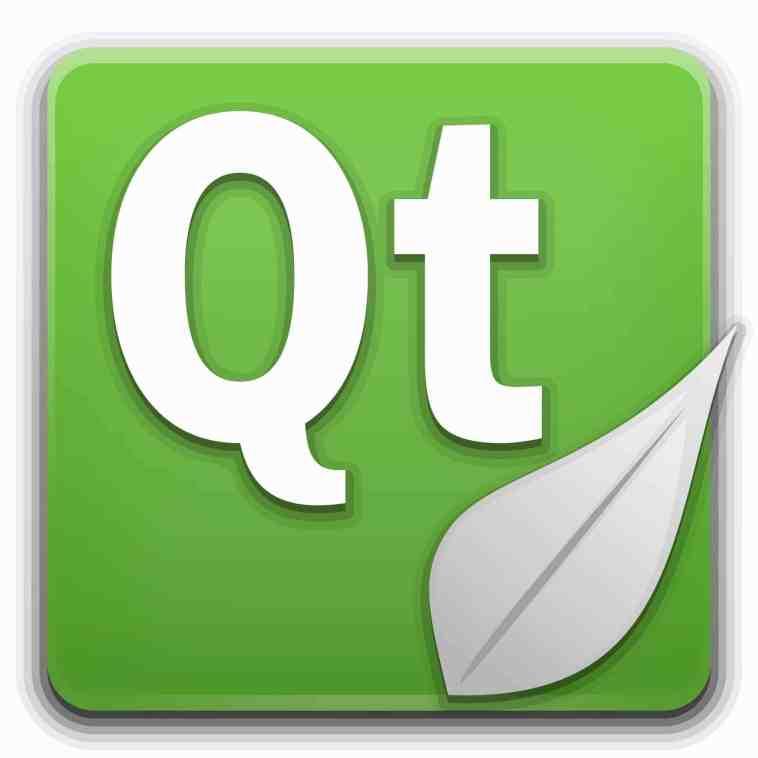 Nova versão do QT Creator