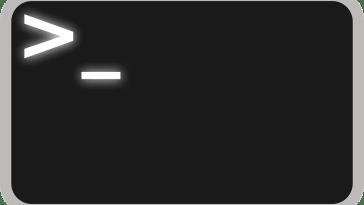 terminal linux teste conhexão