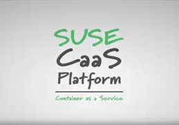 Suse Container Caas Service Linux