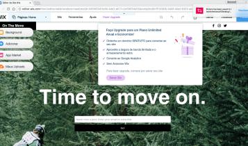 Editor Wix Site Grátis
