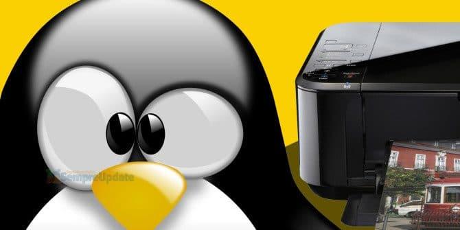 Drivers de imagem e impressão HP Linux agora suportados no Ubuntu 19.10 e Fedora 31