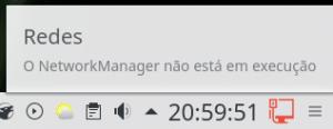 Habilitar Network Manager no openSUSE 42.3 Leap - NetworkManager não está em execução