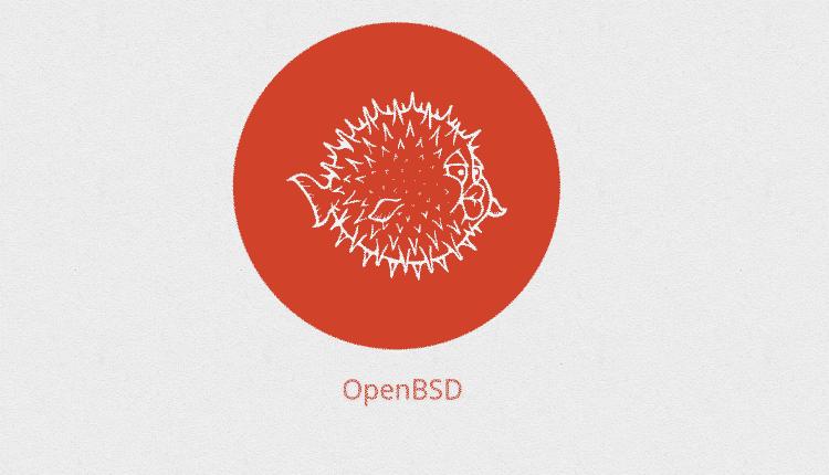 Chega o OpenBSD 6.6