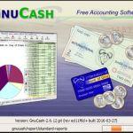 GnuCash aplicativo de finanças